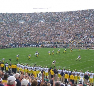 Notre Dame's Kickers: Kicked to the Curb