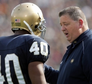 Suggestions for Charlie Weis: Week Six