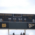 A 2010 Blue-Gold Game Viewing Guide