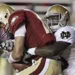 Evaluating the Irish: Boston College Eagles