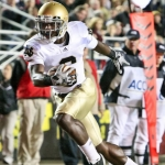 Statistically Speaking: Notre Dame vs. Boston College