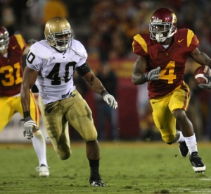 Statistically Speaking: Notre Dame vs. USC