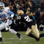 Statistically Speaking:  Notre Dame vs. North Carolina