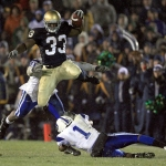 Is a Running Game Necessary? The Impact of Notre Dame's Ground Woes