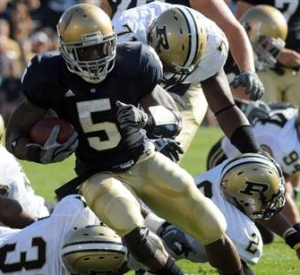 Improving the Irish Rushing Attack: Personnel, Predictability, and Synergy
