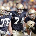 Making the Grade: Irish Offensive Line Improvement in 2008