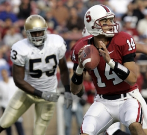 Statistically Speaking: Notre Dame vs. Stanford